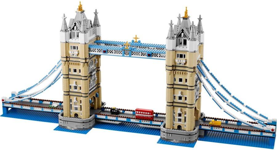 11. Тауэрский мост Если вы всегда мечтали иметь дома копию известного лондонского моста, то вам стои