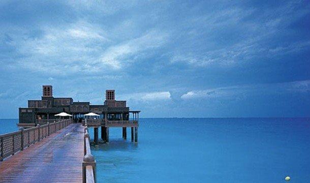 4. Pierchic (Дубай, ОАЭ) Вот что может получиться, если у вас имеется очень много денег.