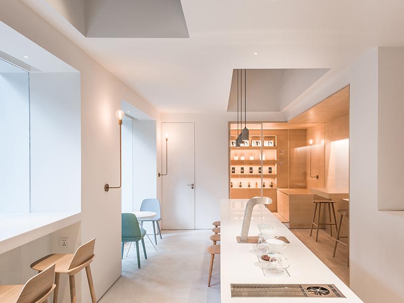 Проект коворкинг-кафе в Китае