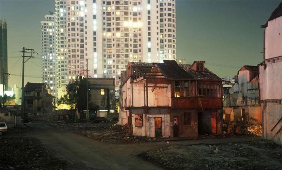 Призрачный Шанхай: что осталось от старого города (17 фото)