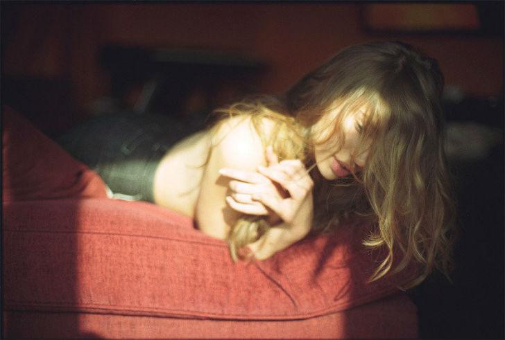 Романтичная эротика от фотографа Майкла Шмидта