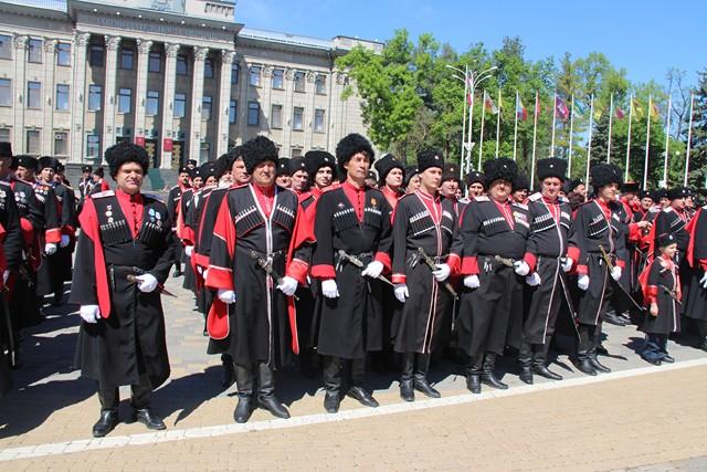 НаКубани планируют построить Дом Кубанского казачьего ансамбля
