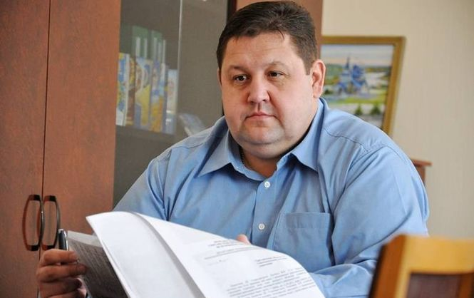 Порошенко представил нового губернатора Житомирской области Гундича