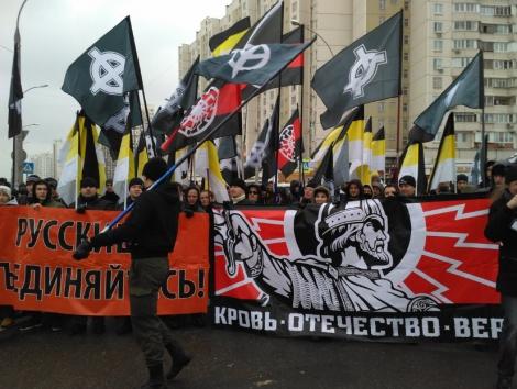 Путин вовсем виноват: российский марш в столице объединился против политики Кремля
