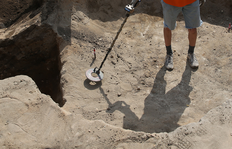 Археологи отыскали вДагестане неповторимую арабскую монету VIII века