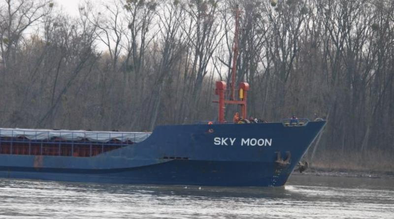 Капитану судна, нелегально пребывавшего взакрытых портах Крыма, угрожает тюремное заключение