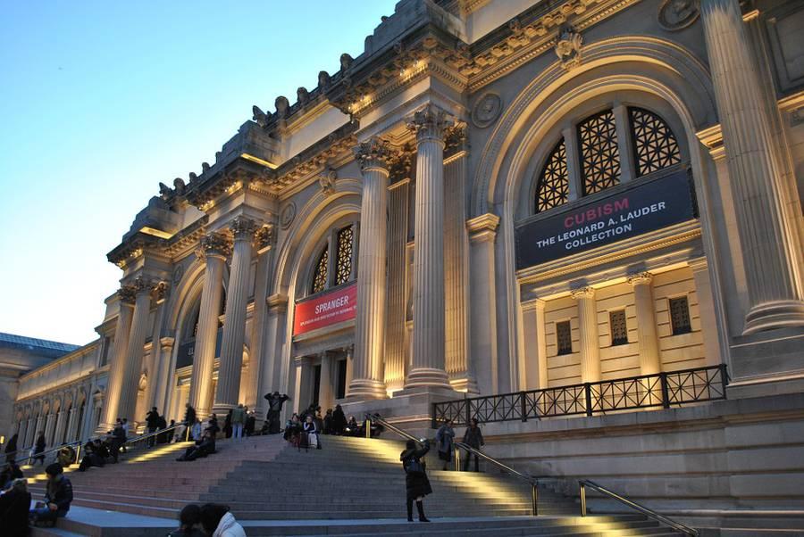 Metropolitan Museum of Art a New York.