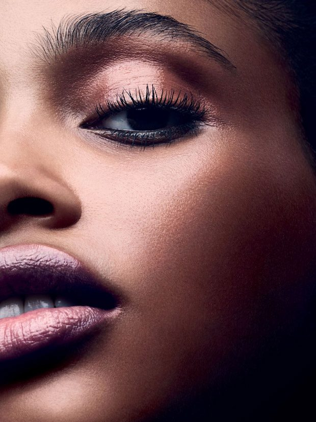 Best Of Beauty: Aya Jones Dazzles for American Allure October 2016