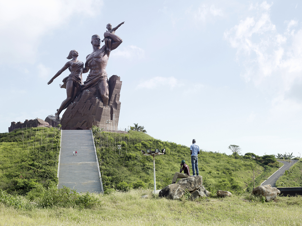 African Renaissance Monument, Dakar, Senegal, 161 ft, built in 2010