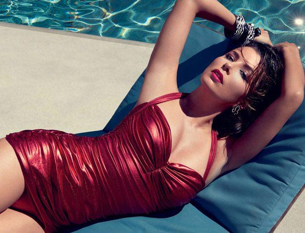 Eva Longoria Stars in Ocean Drive November 2016 Cover Story