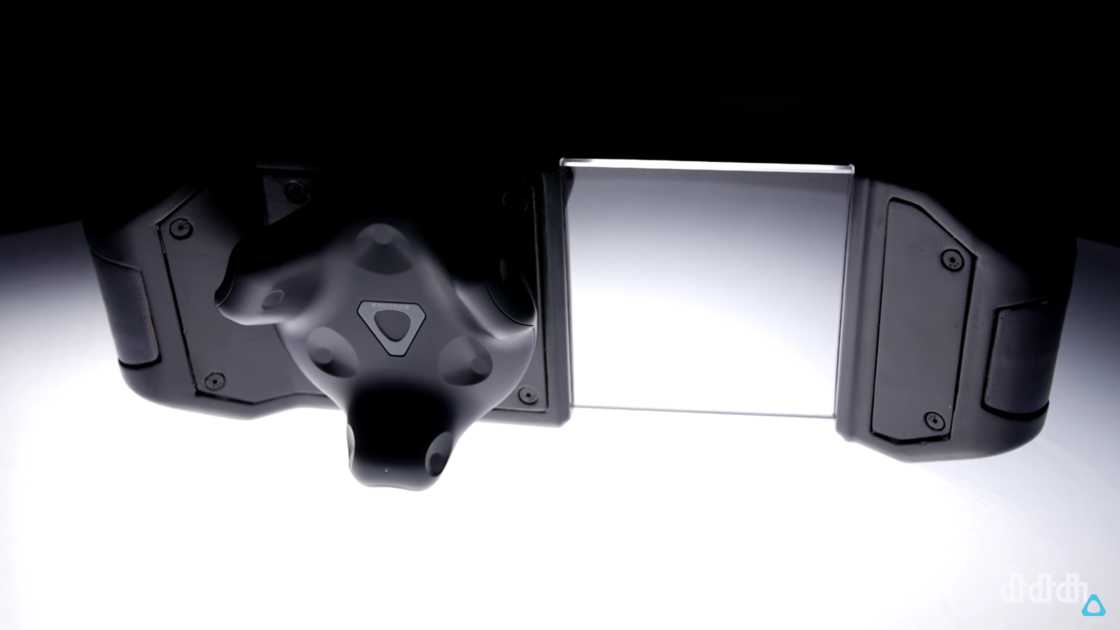 D3-U - The first camera designed to photograph into virtual reality