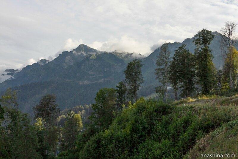 Кавказ, Роза Хутор