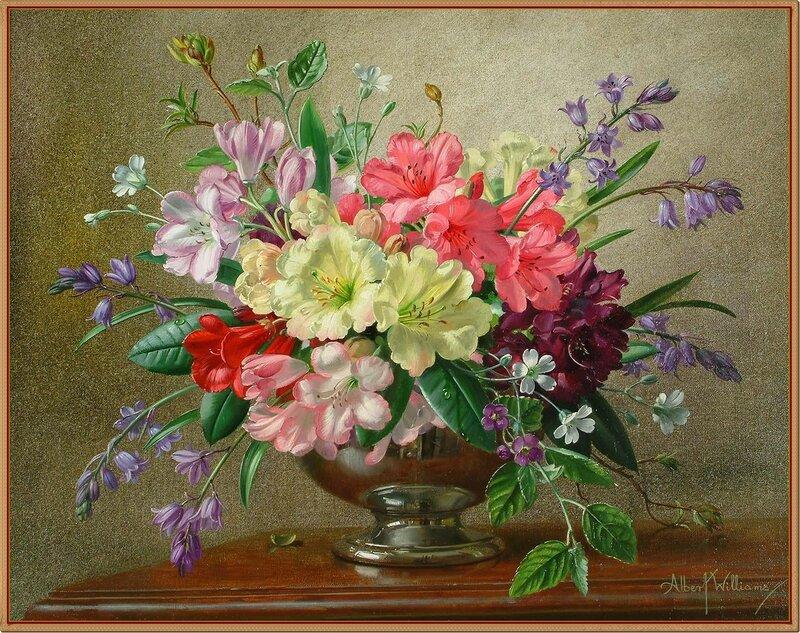 Натюрморт с весенними и летними цветами (Still life of spring and summer flowers)_41 x 51_х.,м._Частное собрание.jpg