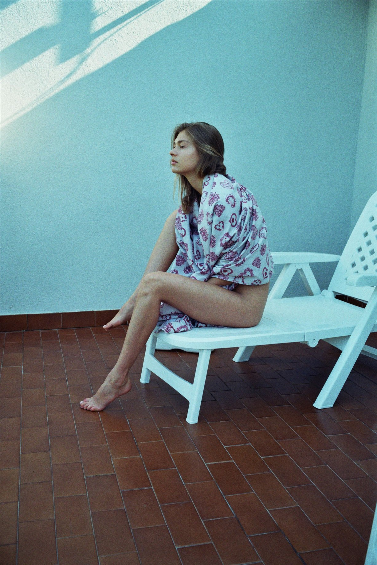 На море с Машей Шакуровой / Masha Shakurova by Alessandro Casagrande