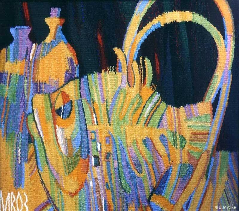 Рыба на венском-стуле. 2003