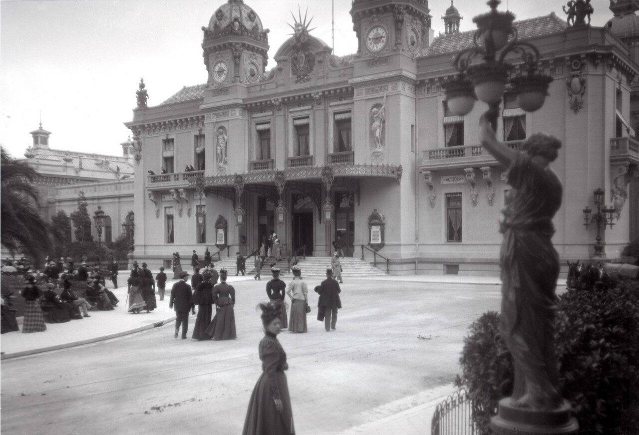 1897. Венеция. М.В. Вострякова (в девичестве Малютина)