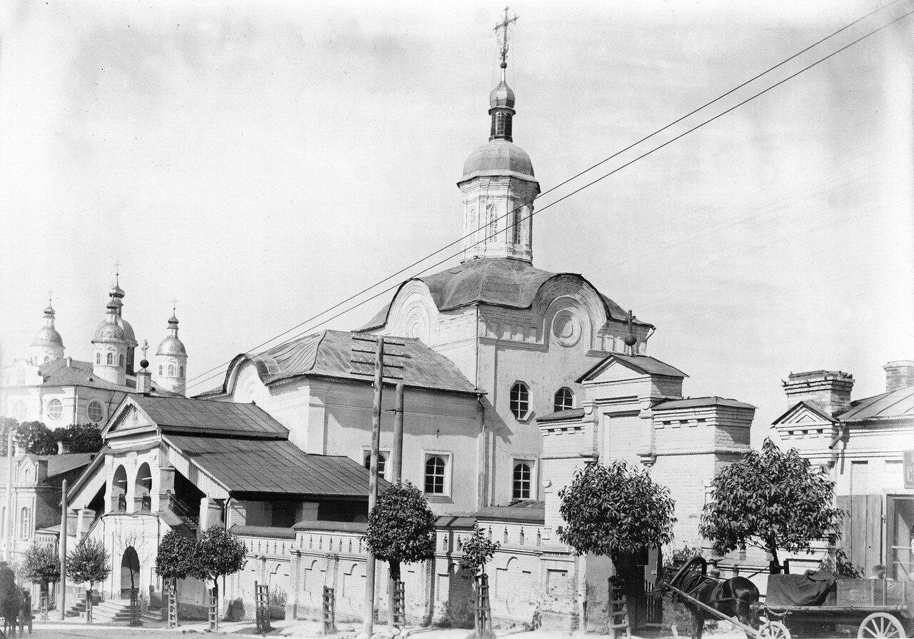 Троицкий собор. 1901