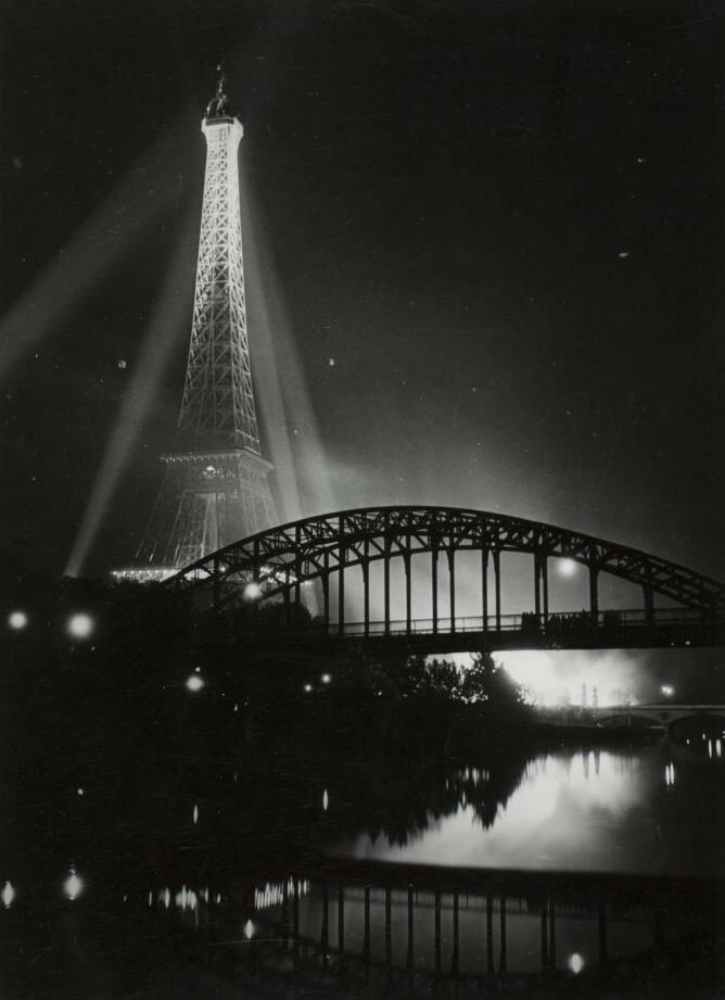 1937. Всемирная выставка в Париже