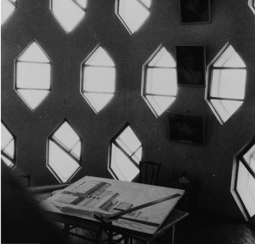 Дом Мельникова (1927)