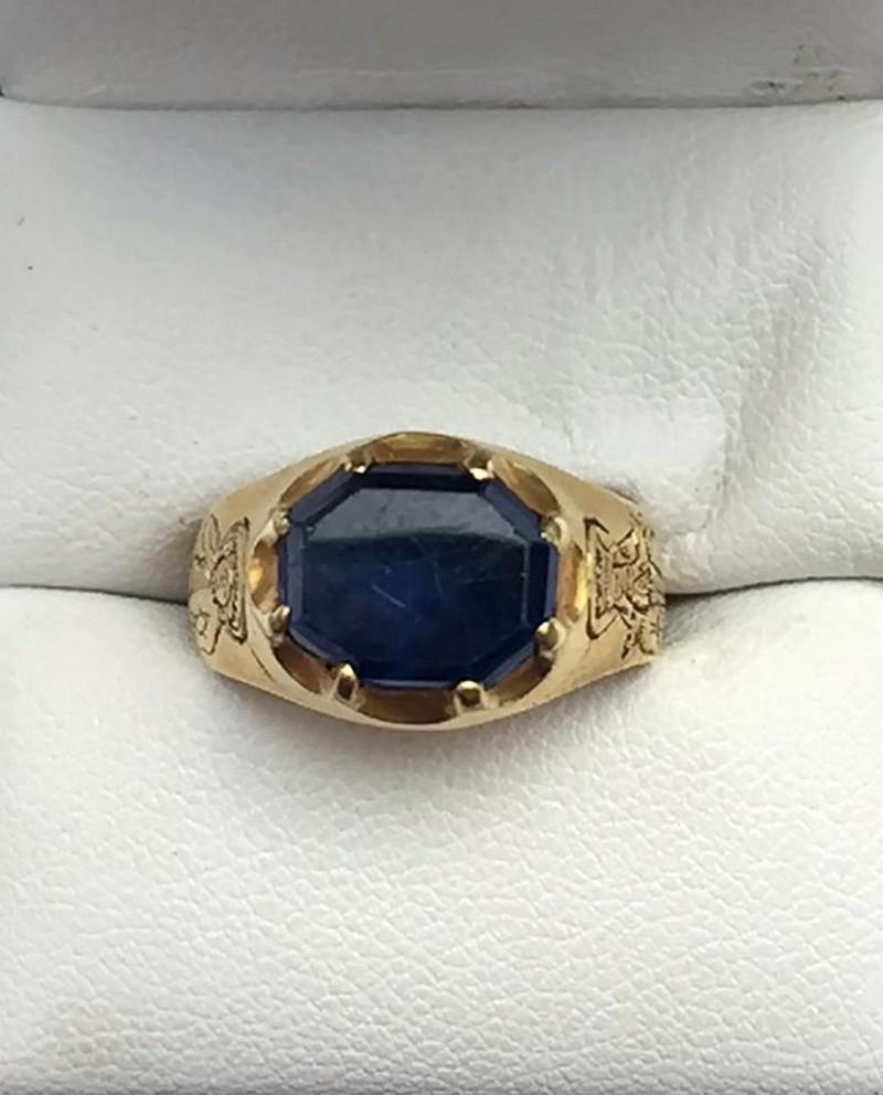 Охотник за сокровищами нашел средневековой кольцо стоимостью £70,000 в Шервудском лесу