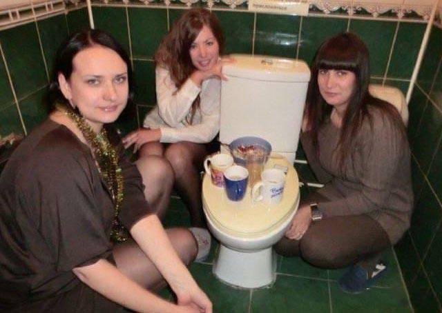 Сумасшедшие девушки