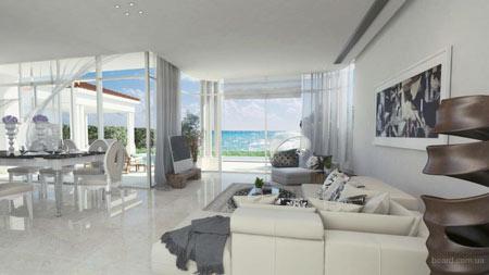 В Ларнаке начали продавать объекты недвижимости входящие в Faros Sea Residence на Кипре