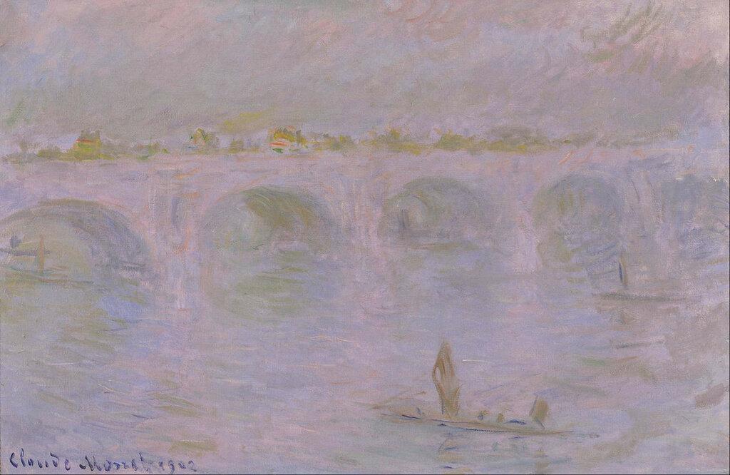 Мост Ватерлоо, 1902 год