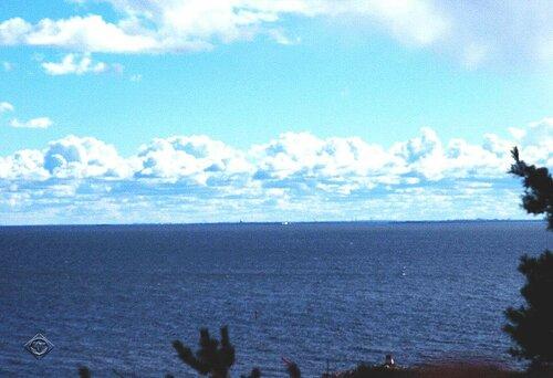Синева Финского залива