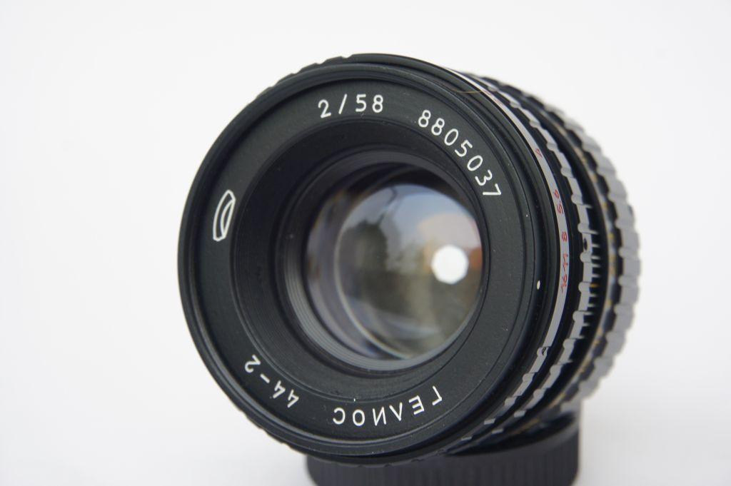 Helios 44 2 F 2 58mm Belomo Lens M42 8 Blades Old Stock Kit In Box