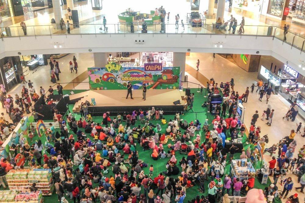 Супермаркеты в Куала-Лумпур