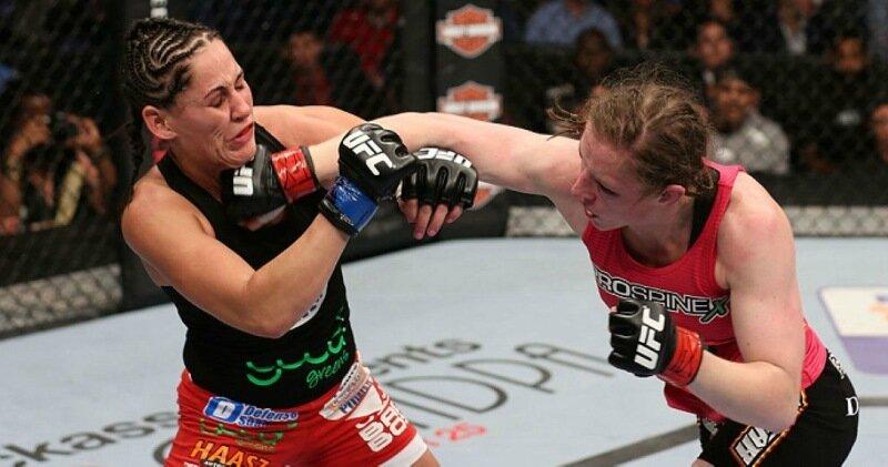 10 лучших женщин-бойцов смешанных боевых искусств: Женщины в Абсолютном бойцовском чемпионате