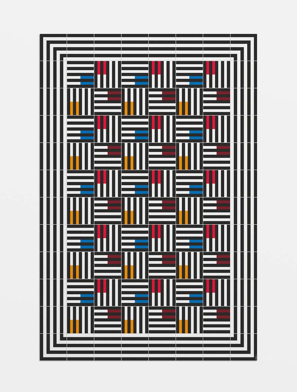Современные ковры с яркими узорами
