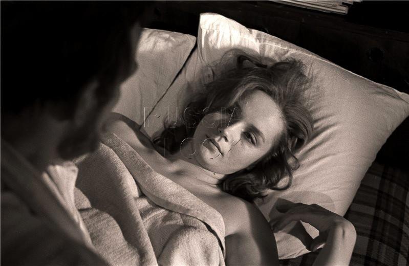 15. Ирина Купченко в мелодраме Юлия Райзмана «Странная женщина», 1978 год.