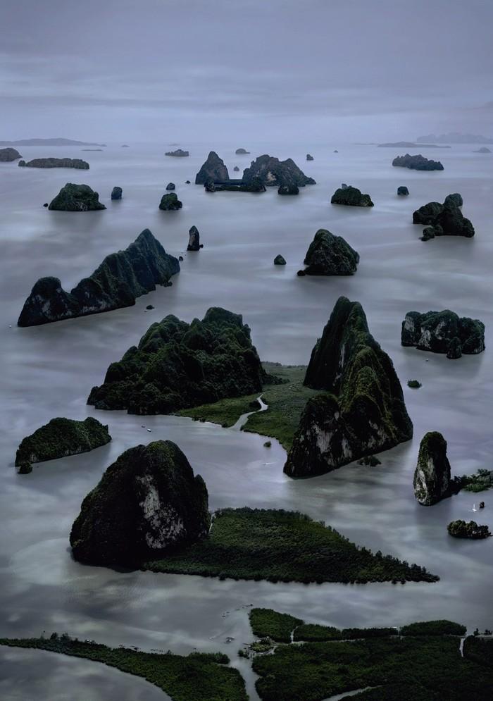15. Остров Джеймса Бонда, 2007 год