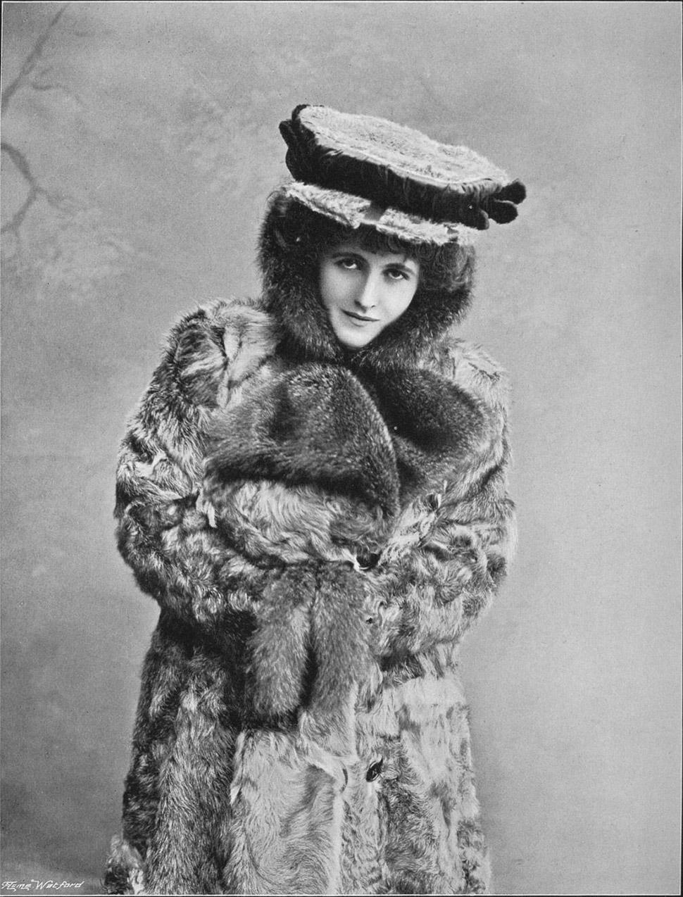 1903 год. Фото: THE PRINT COLLECTOR/GETTY IMAGES. По мере того как машины становились более дешевыми