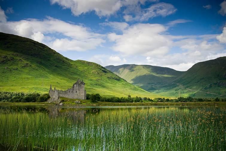 20. Замок Килхурн, Шотландия