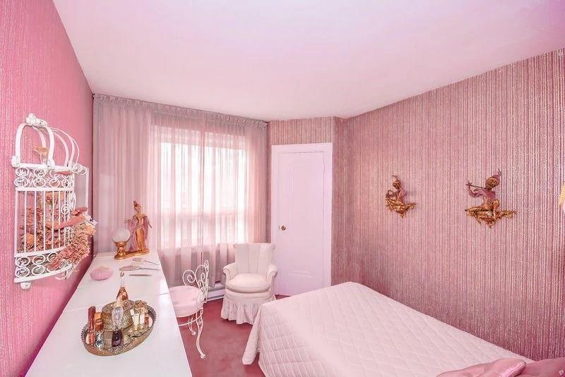 9. Гостевая спальня Одно из воспоминаний дочери хозяйки дома — это слова папы. Однажды тот сказал су