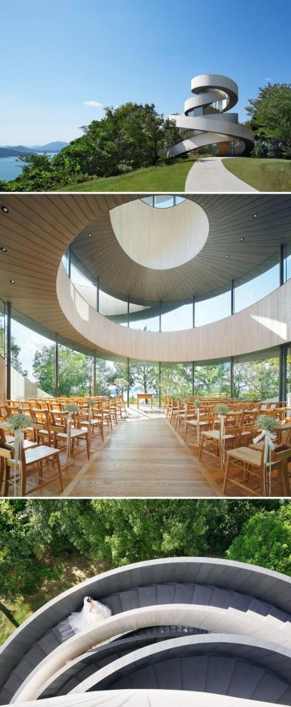 10 сногсшибательных примеров современной архитектуры Японии