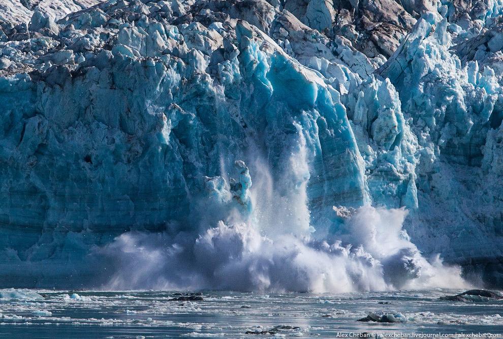 32. Также смотрите « Национальный парк Глейшер Бей на Аляске » и « Уникальный ледяной отель в К
