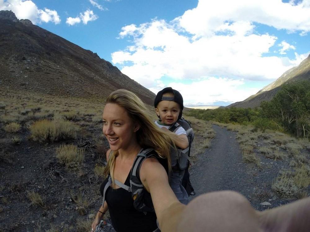 Боди Беннетт — возможно, самый юный путешественник на свете