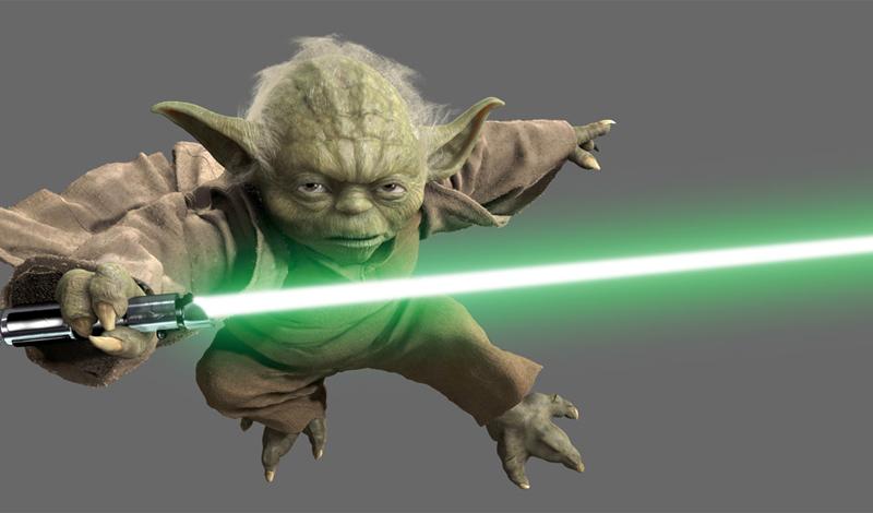 Граф Дуку Да, назначение 80-летнего актера на роль лучшего фехтовальщика всей галактики выглядит нем