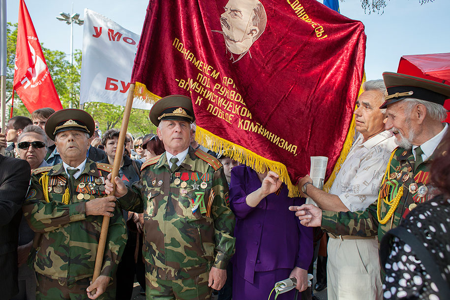 Фотограф запечатлела Приднестровье — страну, которой не существует (28 фото)