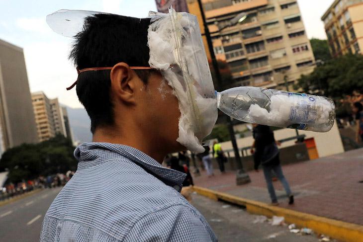 2. Креативный боевик. (Фото Federico Parra):