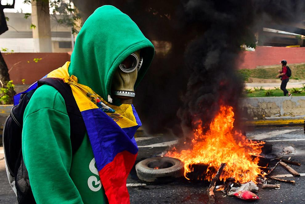 7. Нет, такие протестующие вряд ли просто недовольны «решениями Верховного суда Венесуэлы», ско