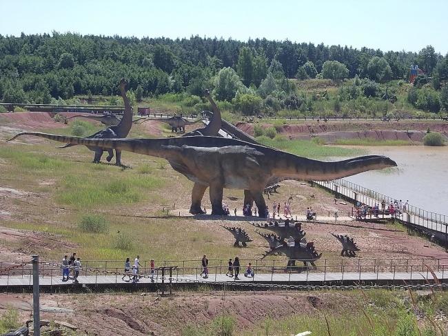 © Meridas/wikimedia  Амфицелия— самое большое животное изкогда-либо существовавших наЗемле.