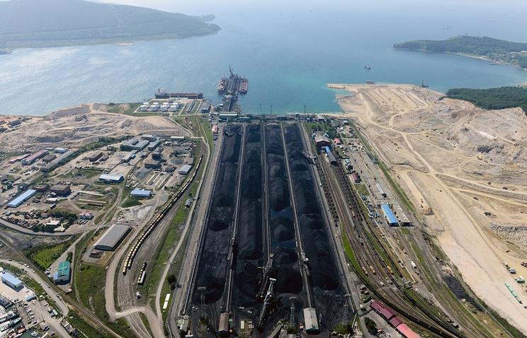 Грузооборот Восточного порта за10 месяцев вырос на3,4%
