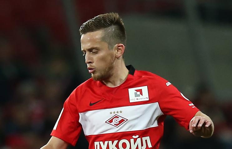 Футболист «Спартака» Ананидзе будет восстанавливаться оттравмы вТбилиси