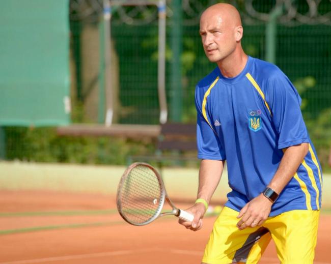 Популярный экс-теннисист Медведев стал командиром сборной Украины вКубке Дэвиса
