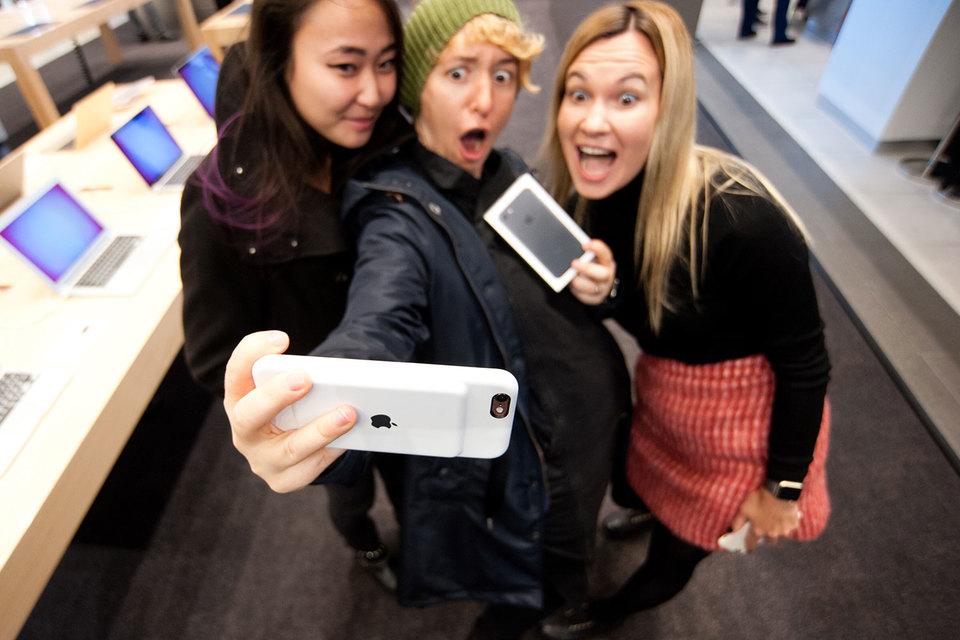 Apple заняла 2-ое место попродажам телефонов в РФ
