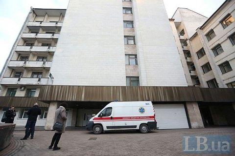 Комиссия Министерства здравоохранения в клинике «Феофания» проверяет диагнозы Насирова